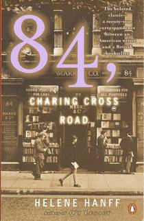 Picture of a book: 84, Charing Cross Road