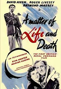 Picture of a movie: A Matter Of Life And Death