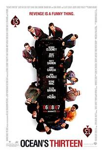 Picture of a movie: Ocean's Thirteen