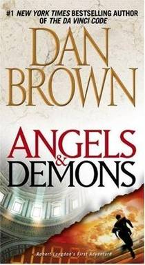 Picture of a book: Angels & Demons