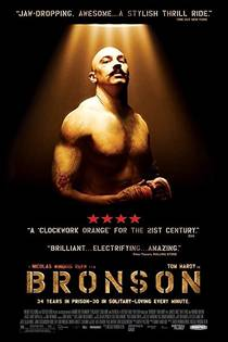 Picture of a movie: Bronson