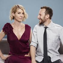 Picture of a podcast: Kicking And Screaming By Jenna And Bodhi Elfman