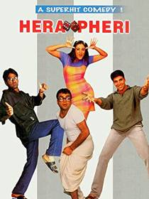 Picture of a movie: Hera Pheri