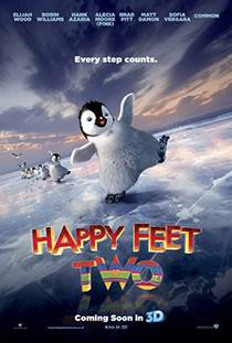Picture of a movie: Happy Feet Two