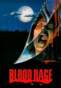 Picture of a movie: Blood Rage
