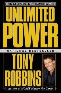 Picture of a book: Unlimited Power: The New Science Of Personal Achievement