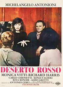 Picture of a movie: Il Deserto Rosso