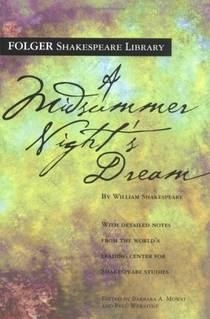 Picture of a book: A Midsummer Night's Dream