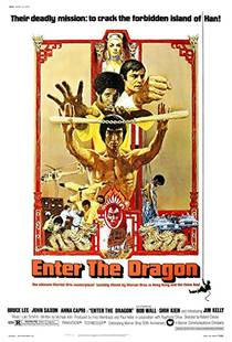 Picture of a movie: Enter The Dragon