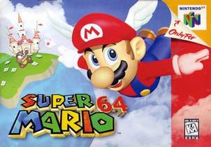 Picture of a game: Super Mario 64