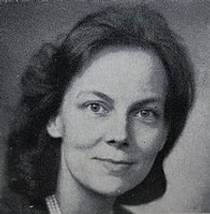 Picture of an author: Maria Gripe