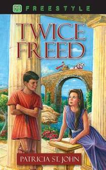 Picture of a book: Twice Freed