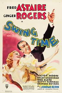 Picture of a movie: Swing Time