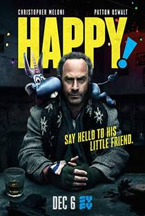 Picture of a TV show: Happy!