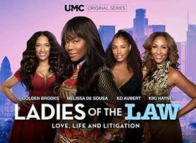 Picture of a TV show: Ladies Of The Law