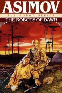 Picture of a book: The Robots Of Dawn