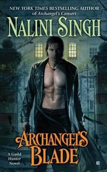 Picture of a book: Archangel's Blade