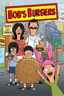 Picture of a TV show: Bob's Burgers