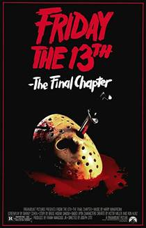 Picture of a movie: Friday The 13th: The Final Chapter