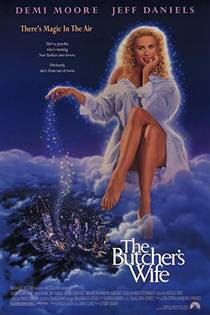 Picture of a movie: The Butcher's Wife