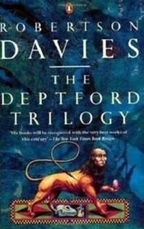 Picture of a book: The Deptford Trilogy: Fifth Business/the Manticore/world Of Wonders