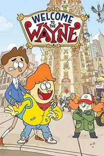 Picture of a TV show: Welcome To The Wayne