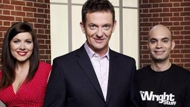 Picture of a TV show: The Wright Stuff