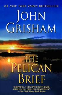 Picture of a book: The Pelican Brief