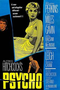 Picture of a movie: Psycho