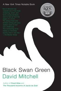 Picture of a book: Black Swan Green