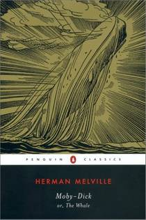 Picture of a book: Moby-Dick Or, The Whale