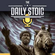 Picture of a podcast: The Daily Stoic