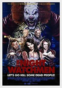 Picture of a movie: The Night Watchmen