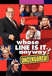 Picture of a TV show: Whose Line Is It Anyway?