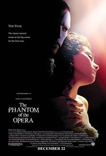 Picture of a movie: The Phantom Of The Opera