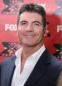 Picture of an author: Simon Cowell