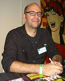 Picture of an author: Brian Wood