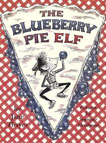 Picture of a book: The Blueberry Pie Elf