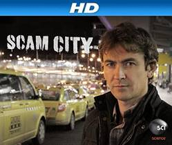 Picture of a TV show: Scam City