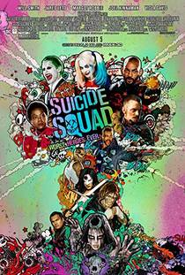 Picture of a movie: Suicide Squad