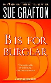 Picture of a book: B is for Burglar