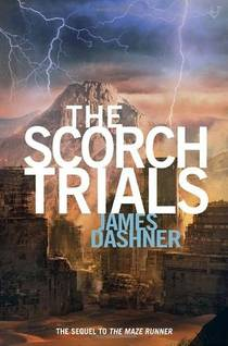 Picture of a book: The Scorch Trials