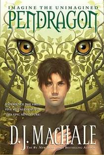 Picture of a book: Pendragon (boxed Set): The Merchant Of Death, The Lost City Of Faar, The Never War, The Reality Bug, Black Water