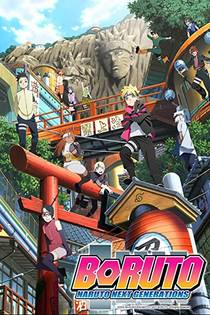 Picture of a TV show: Boruto: Naruto Next Generations