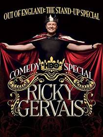 Picture of a TV show: Ricky Gervais: Out Of England - The Stand-Up Special