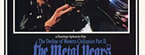 Image of The Decline Of Western Civilization Part II: The Metal Years