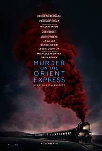 Picture of a movie: Murder On The Orient Express