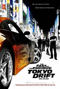 Picture of a movie: The Fast And The Furious: Tokyo Drift