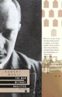 Picture of a book: The Man Without Qualities
