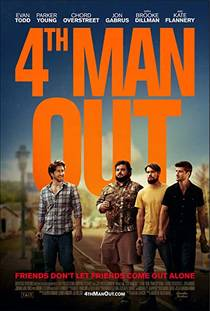 Picture of a movie: 4th Man Out